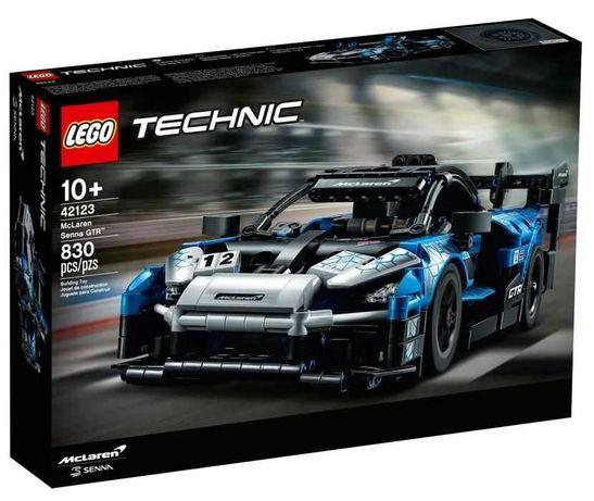LEGO 42123 Technic McLaren Senna GTR™