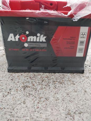 Аккумуляторная батарея Atomik 6СТ - 60
