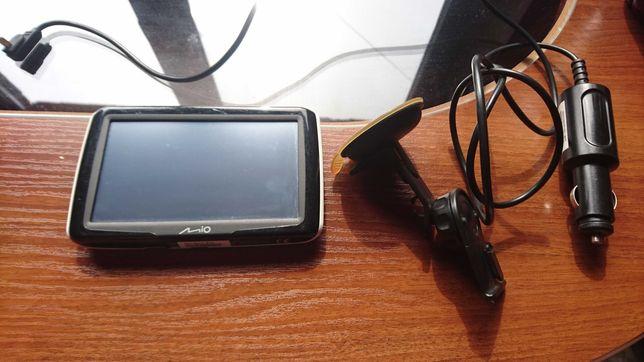 Nawigacja Mio Spirit 670 odblokowana + karta pamięci AutoMapa okazja