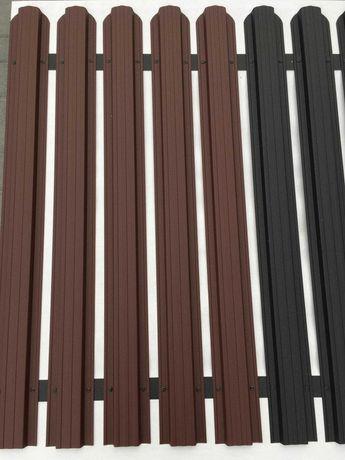 Sztacheta metalowa ogrodzeniowa /DOBRE CENY /11.5 cm szerokość