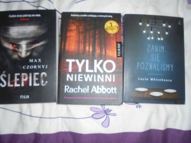 Whitehouse, 3 nowe książki, NOWE, cena za wszystkie