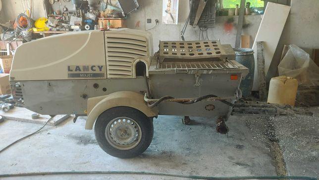 Agregat tynkarski / Pompa do betonu