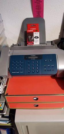 Fax Canon B820 + Tinteiro