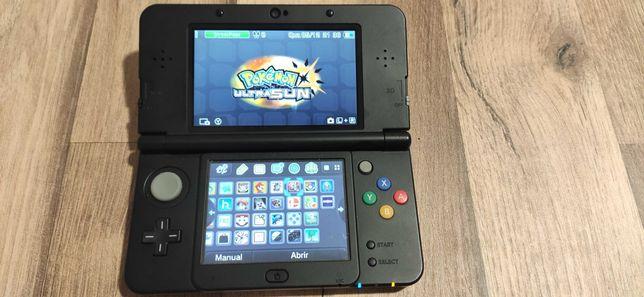 Nintendo New 3DS (desbloqueada)