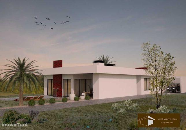 Moradia Térrea T4 Nova em Pinhal de Negreiros, Azeitão