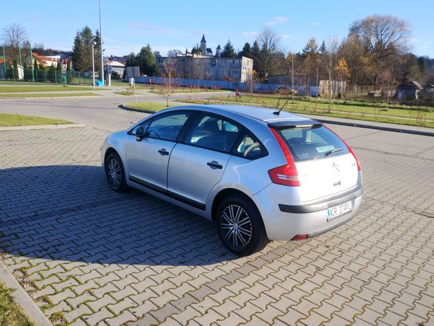 Citroen C4. 1.6 hdi super stan 2008r