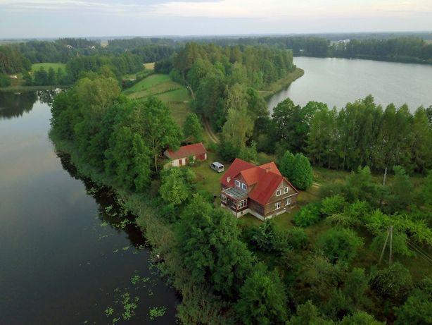 Siedlisko między jeziorami - Nowa cena