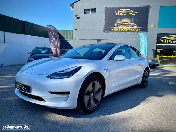 Tesla Model 3 Standard Range Plus RWD