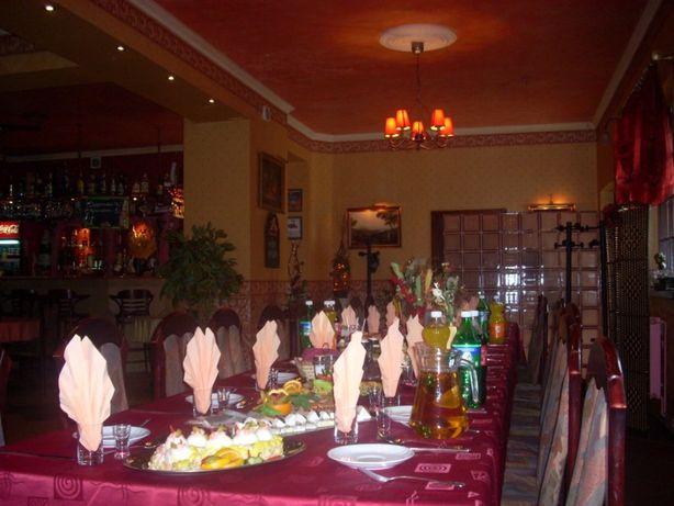 Sala restauracyjna do wynajęcia na imprezy okolicznościowe w Ożarowie