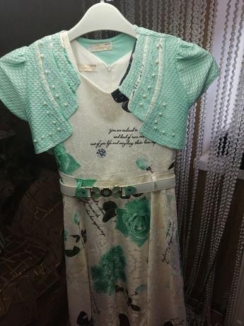Платье нарядное, выпускное, ретро,рост 146