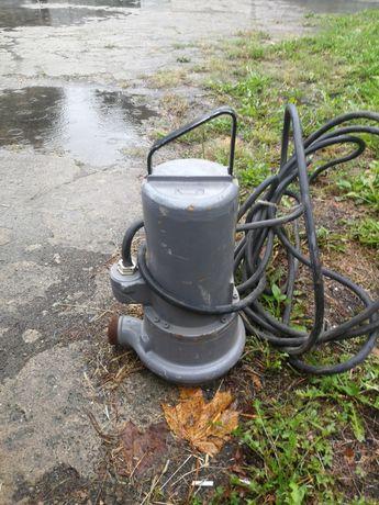 Grundfos APG pompa z rozdrabniaczem. Brudnej wody szamba