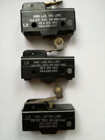 Mikroprzełącznik Haneywell BZ-3RW822i55552T