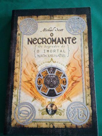O Necromante - Os segredos do imortal Nicholas Flamel - Michael Scott