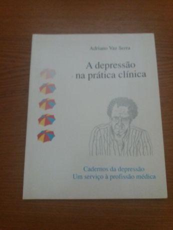 Livro A depressão na prática clínica