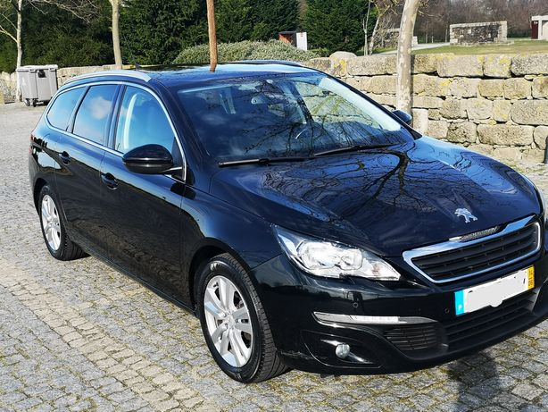 Peugeot 308 SW 1.6 Blue HDI Panorâmica Full extras
