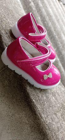 Туфельки с подсветкой
