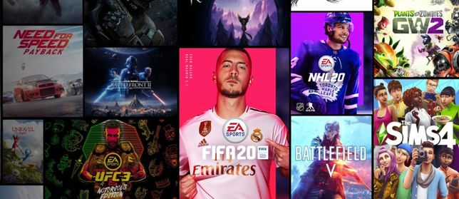 21 игр PS4/PS5 UFC 3, Need for Speed Heat, Sims 4 Unravel Two Fifa NHL