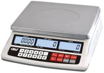 Waga elektroniczna CELY DIBAL SPC-S 15kg z legalizacją z FV