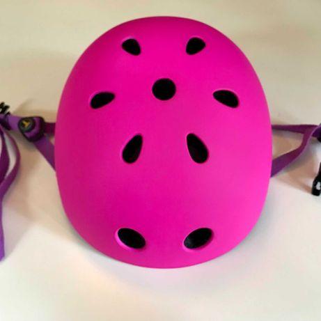 Kask rowerowy dziecięcy, Smart Trike, rozmiar XS (49-53cm)
