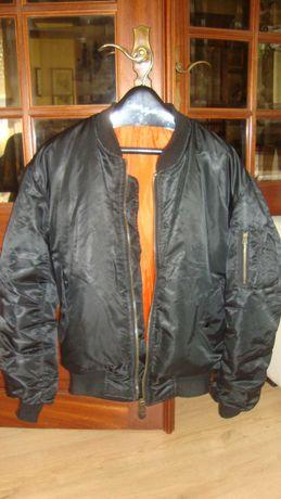 Blusão - Bomber Jacket (Preto)