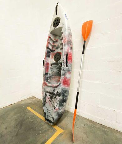 2 Kayaks Winner 1 lugar