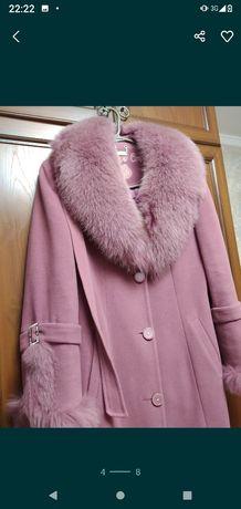 Пальто кашемірове.