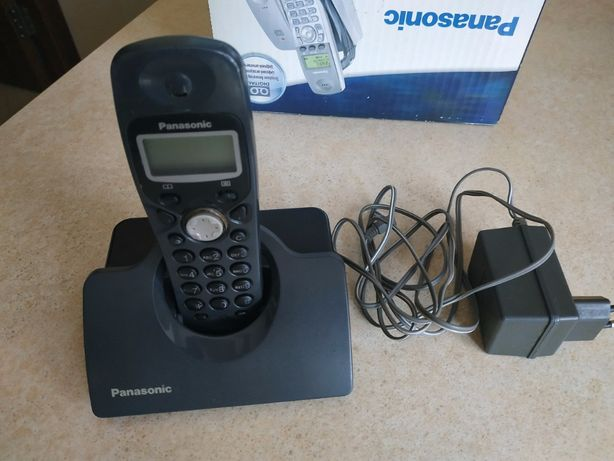 Телефон Panasonic KX-TCD400RUB