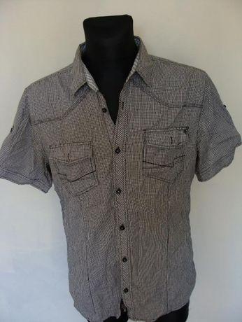 koszula na krótki rękawa hause xl wysyłka
