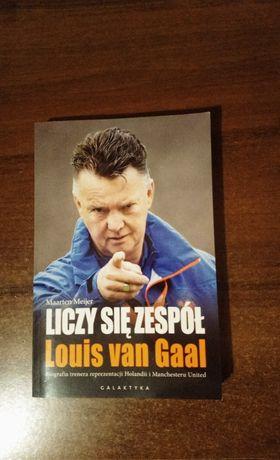 Książka Maarten Mejier (Biografia) Louis Van Gaal - Liczy się zespół