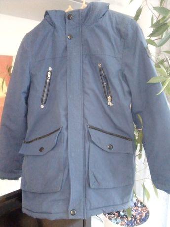 Куртка на подростка демисезонно-зимняя