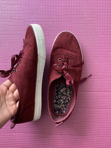 Макасины/слипоны/кроссовки стиль Zara размер 41