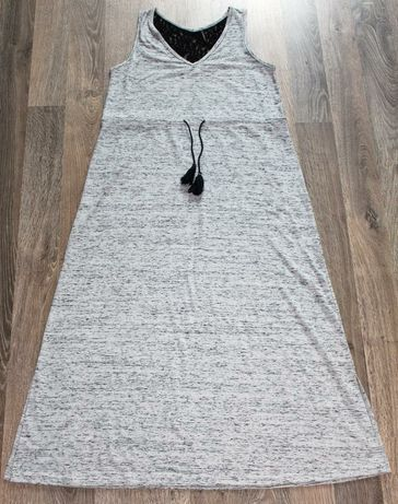 Летнее платье сарафан сукня в пол