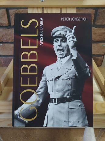 Goebbels Apostoł diabła. Peter Longerich (NOWA, TWARDA OPRAWA)