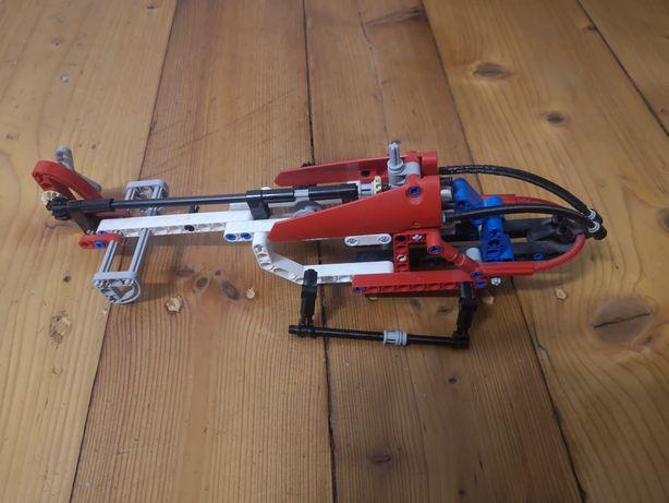 Śmigłowiec Technic Lego - elementy
