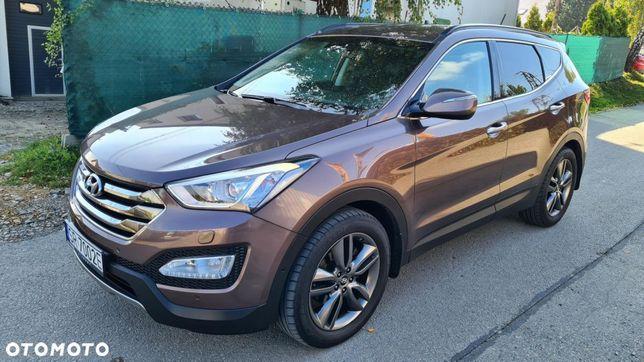 Hyundai Santa Fe 2.0 diesel 4x4 salon PL pierwszy WŁ 100% bezwypadkowy stan idealny