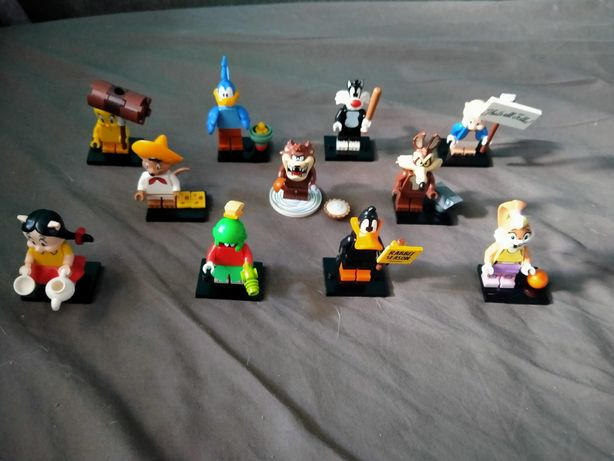 LEGO Ninjago figurki 11 sztuk