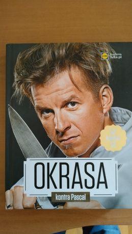 Okrasa kontra Pascal kuchnia Lidla książka kucharska 52 przepisy