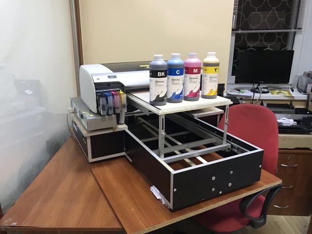 Принтер планшетний