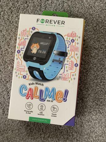 Nowy smartwatch zegarek opaska CallMe call me kw-50