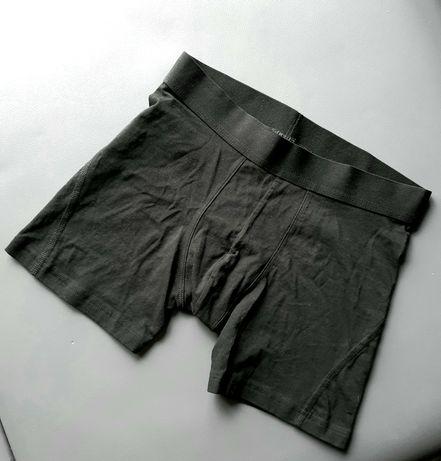 Черные шорты трусы H&M S