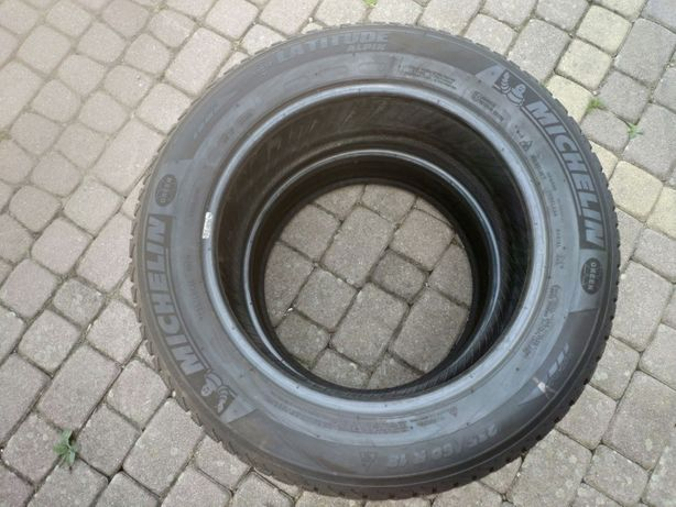 235/60/R18 Michelin Latitude Alpin LA2 - zimowe