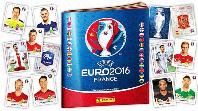 Lotes de 250 cromos Colecção Euro 2016