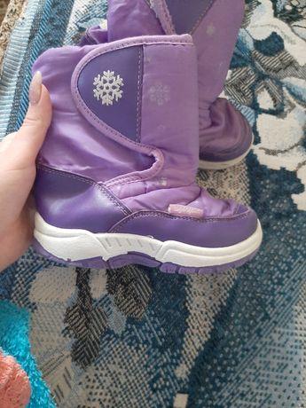 Сапоги, ботинки,детские зимние