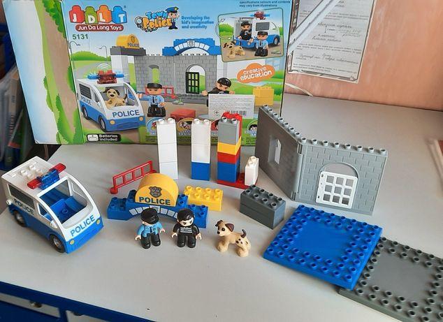 Лего конструктор полиция