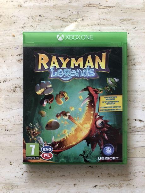 Rayman gra na xbox one