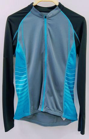 Bluza rowerowa Liv/Giant Terra LS Jersey Charcoal rozm. XS/S/M