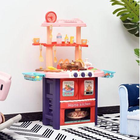 NOWA Kuchnia dziecięca do zabawy z wyposażeniem