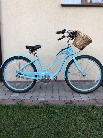 schwinn debutante велосипед жіночий круізер