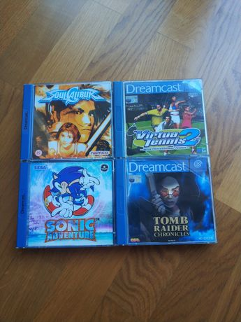 Jogos Sega Dreamcast