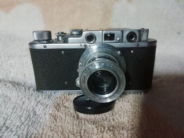 Maquina fotografica Zorkiy